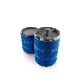GSI Outdoors Personal JavaPress - Blue