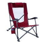GCI Outdoor Low Ride Recliner - Cinnamon