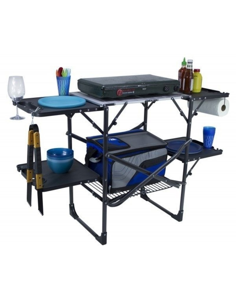 GCI Outdoor Slim Fold One Piece Cook Station