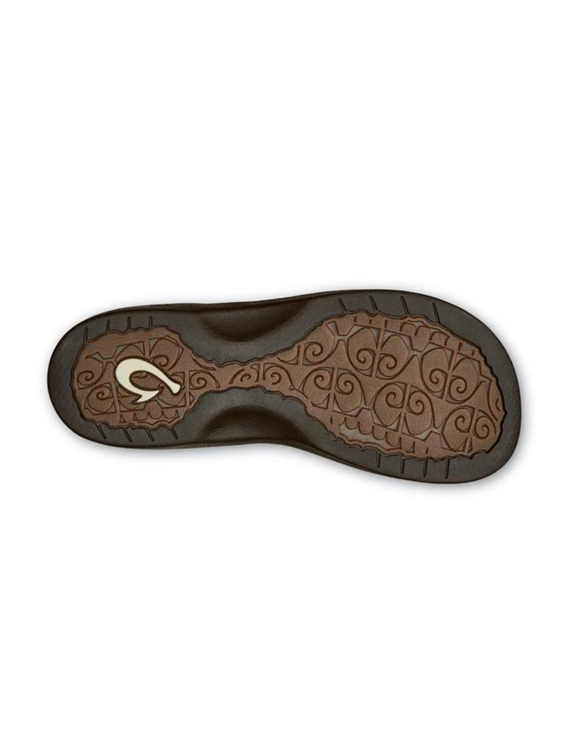 Olukai Women's Ohana Leather Flip Flop