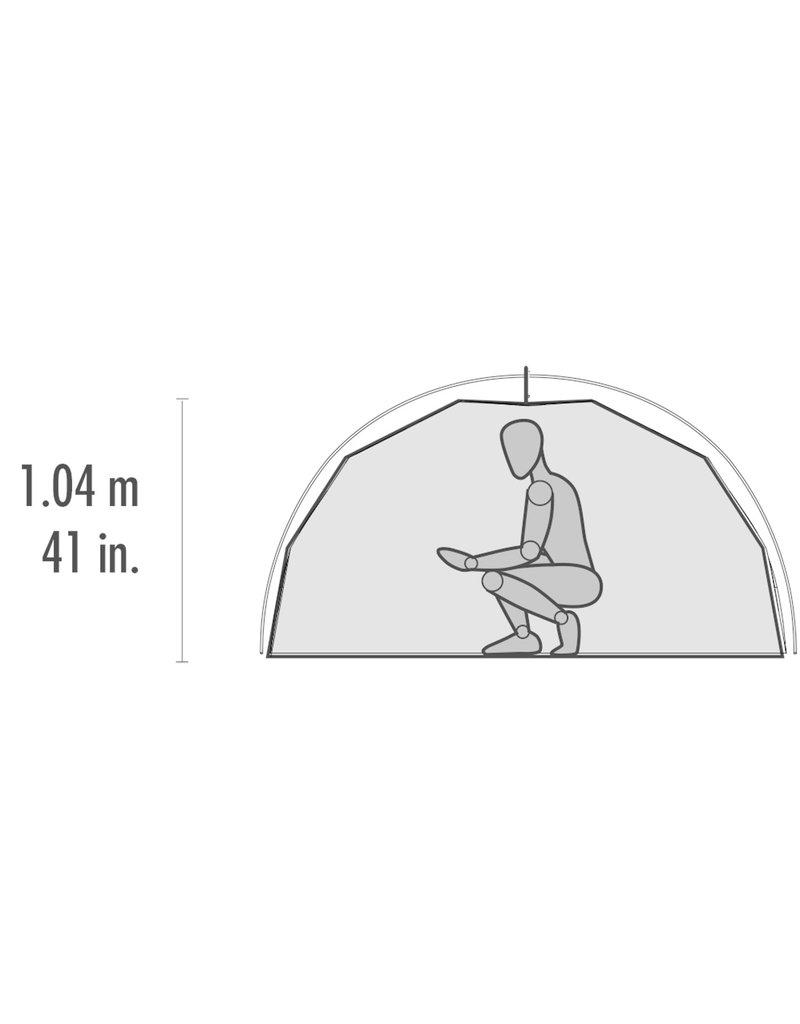 MSR Elixir 3 Person Tent V2