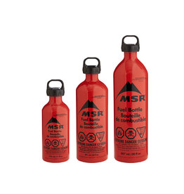 MSR Fuel Bottle w/ Child Resistant Cap