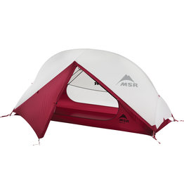MSR Hubba NX 1 Person Solo Tent V7 Red