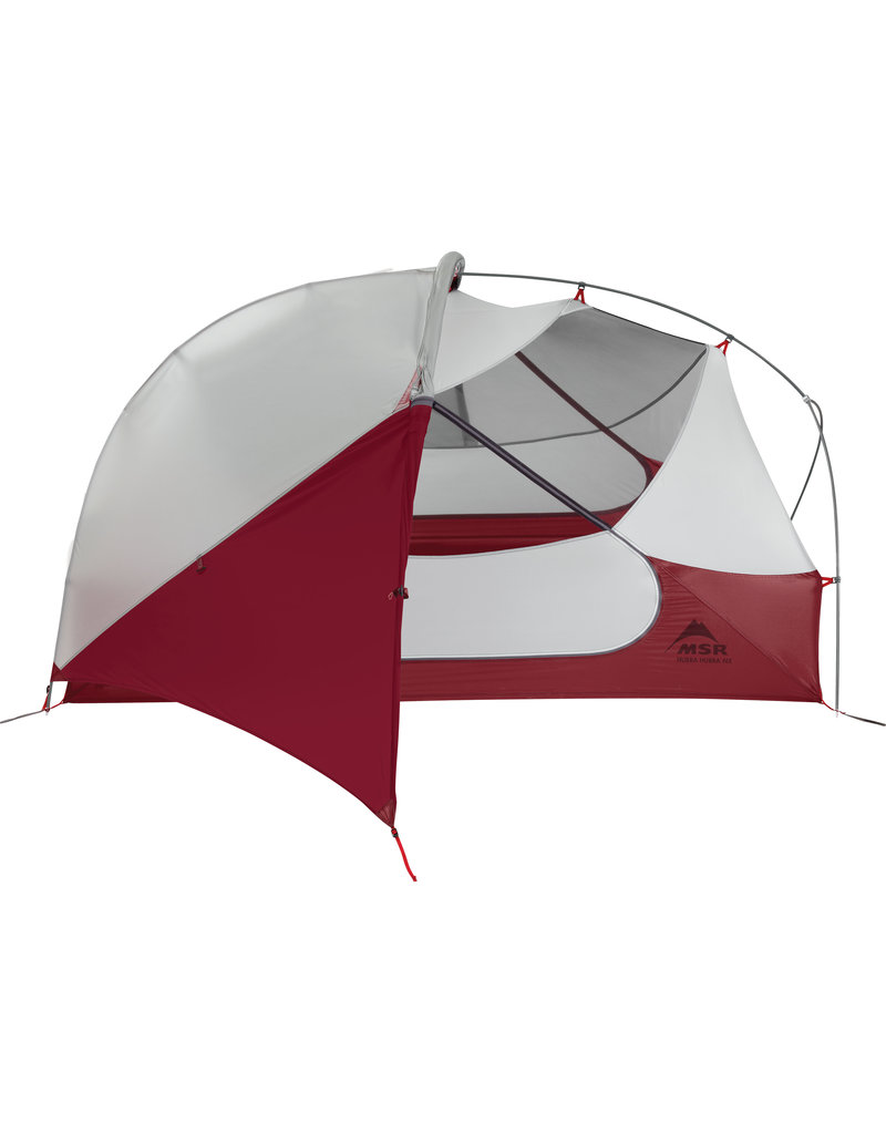 MSR Hubba Hubba NX 2 Person Tent V8 Red