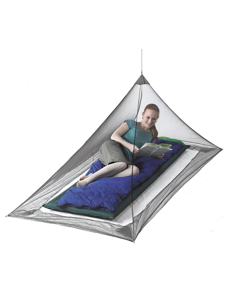 Sea to Summit Mosquito Pyramid Net Shelter - Single