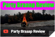 Alex Reviews the Party Braaap!
