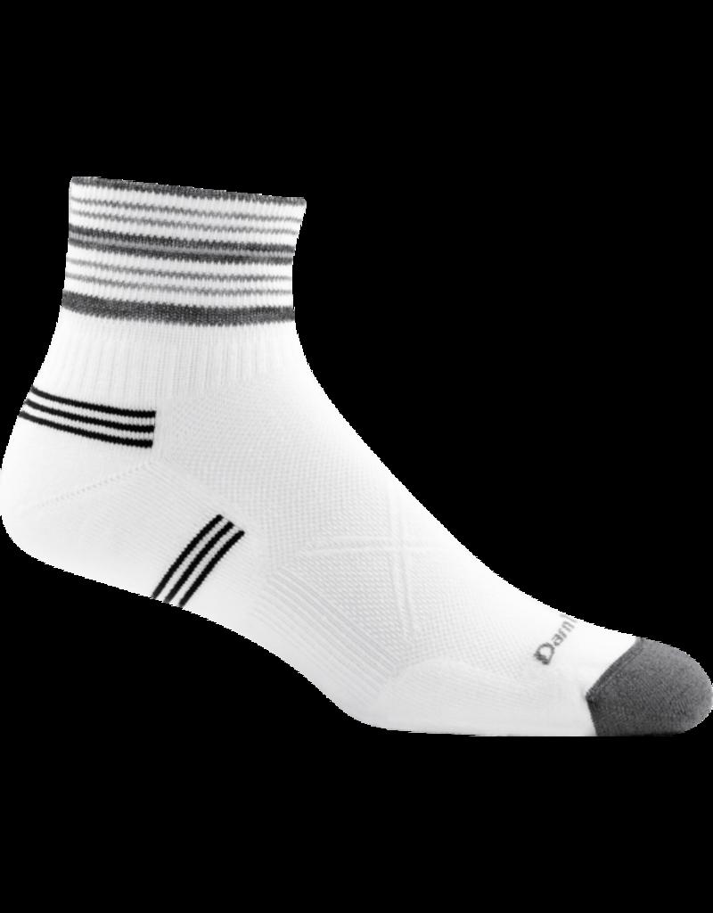 Darn Tough Socks Men's Vertex 1/4 UL Cushion CoolMax Sock 1013
