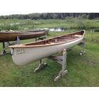 Northstar Canoes Used Bell Northstar Whitegold Ivory w/ Wood Trim
