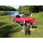 Hobie Used Hobie Sport Red Mirage Drive
