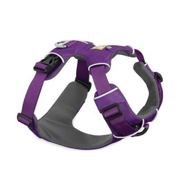 Ruffwear Front Range Harness Tillandsia Purple XXS Closeout