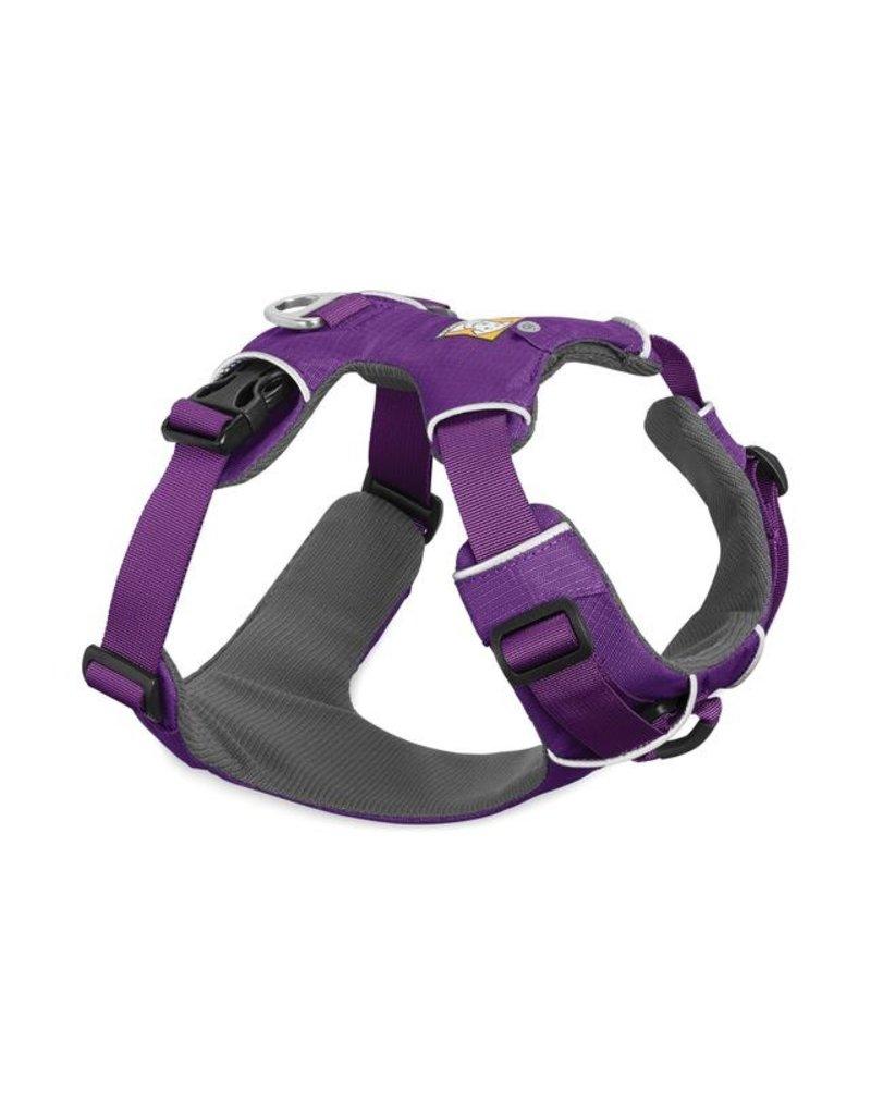Ruffwear Front Range Harness Tillandsia Purple XXS Closeout
