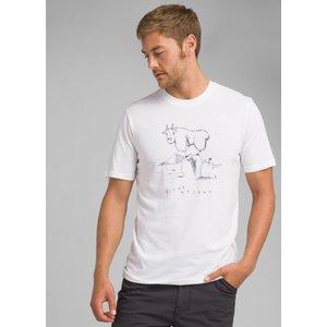 Prana Ms Flatrock SS Shirt