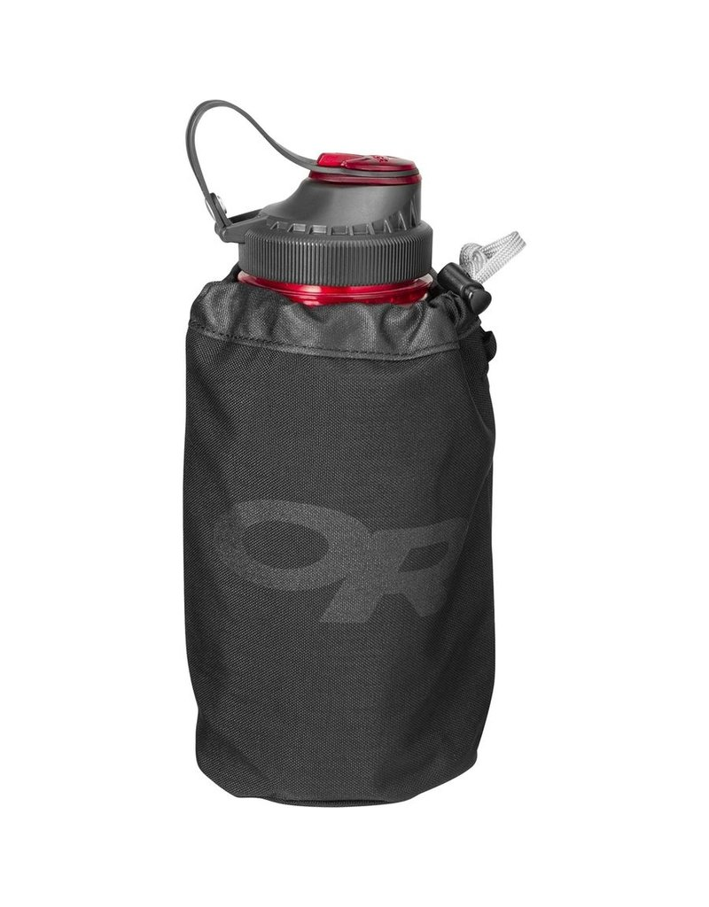 Outdoor Research Water Bottle Tote 1L Black