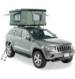 Tepui Hybox Roof Top Tent Black - Demo Display Model