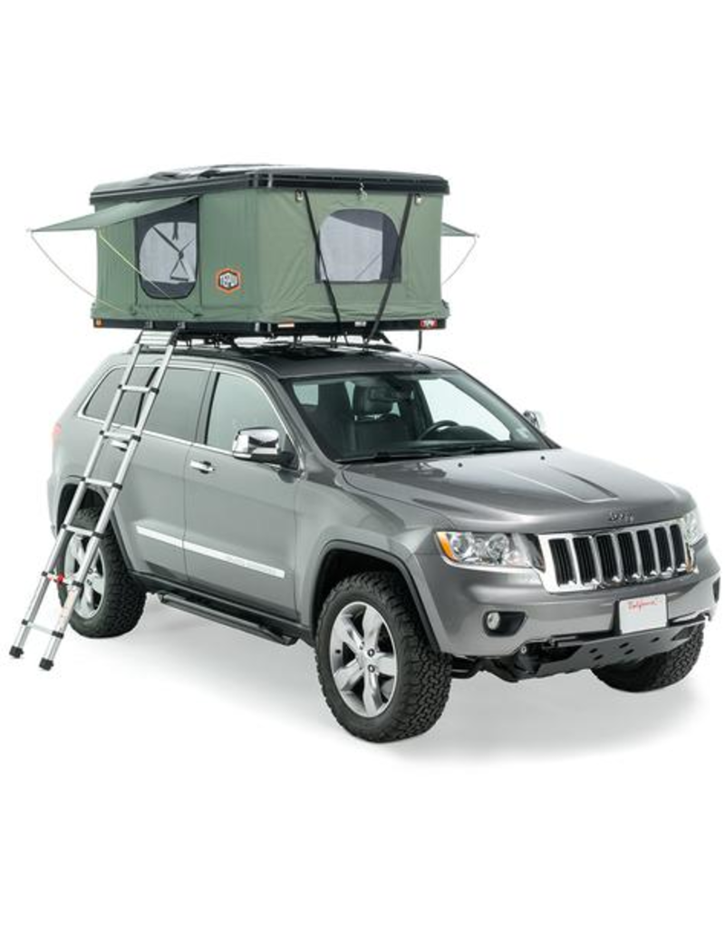 Tepui Hybox Roof Top Tent Black - Demo Display Model