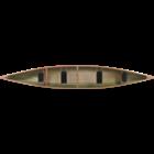 Northstar Canoes Northwind 20 StarLite Alum Trim w/extra seats -2019