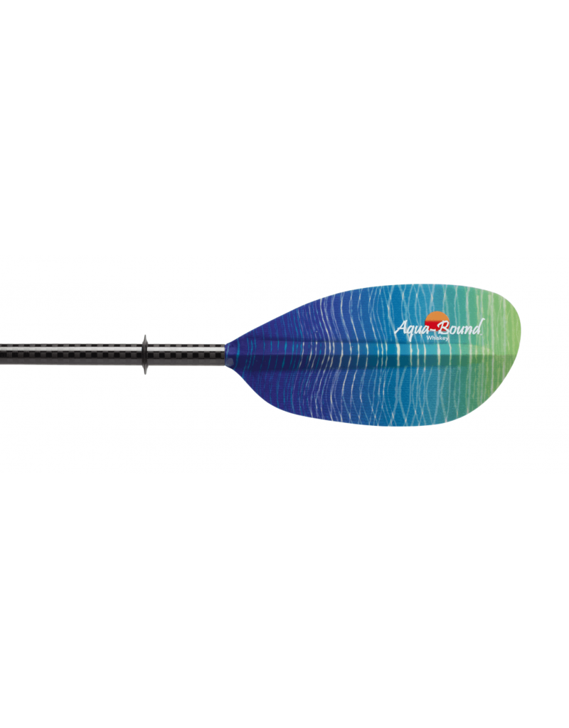 Aqua-Bound Whiskey Fiberglass Straight Shaft Kayak Paddle