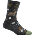 Darn Tough Socks Women's Folktale Crew Light Cushion Sock - 6016