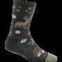 Darn Tough Socks Women's Folktale Crew Light Cushion Sock - 6016