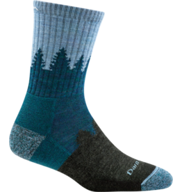 Darn Tough Socks Women's Treeline Micro Crew Cushion Sock - 1971