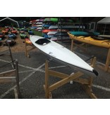 Simon River Sports Polaris 17ft FB/Carbon Int. w/ Rudder White/Blk/White - 2003 DEMO