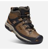 KEEN Big Kid's (Y) Targhee Mid Waterproof Boot
