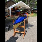 Swift Kayak Adirondack 12 LT KF Cobalt/Clear BLEM 4850-0519