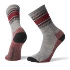 SmartWool Men's Striped Hike Light Crew Socks Closeout