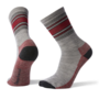 SmartWool Men's Striped Hike Light Crew Socks Closeout