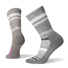 SmartWool Women's Striped Hike Light Crew Socks Closeout