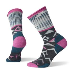 SmartWool Women's Non-Binding Pressure Free Triangle Crew Socks