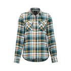 Marmot Women's Bridget Midweight Flannel LS Shirt