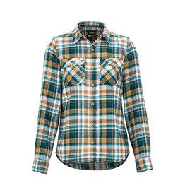 Marmot Women's Bridget Midweight Flannel LS Shirt Closeout