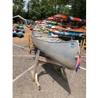 Grumman Used Grumman 16' Canoe Silver