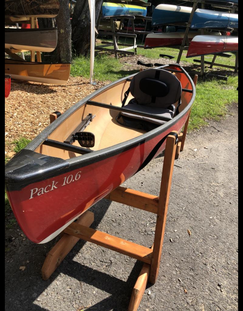 Swift Canoe Pack 10.6 KF Ruby/Cham CKT 10779-717 Blem