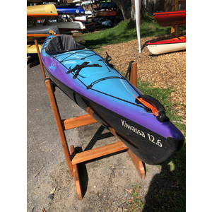 Swift Kayak Kiwassa 12.6 CF Indigo/Clear 4449-0318