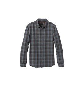 Prana Men's Holton Plaid Long Sleeve Shirt