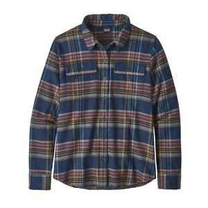 Patagonia Ws Long Sleeved Fjord Flannel