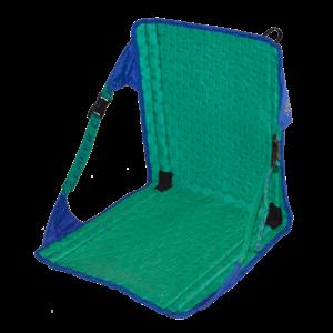 Crazy Creek Hex 2.0 Original Chair - Royal/Emerald