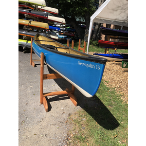 Swift Canoe Keewaydin 15 Pack KF Sapphire/Cham 0917-0119