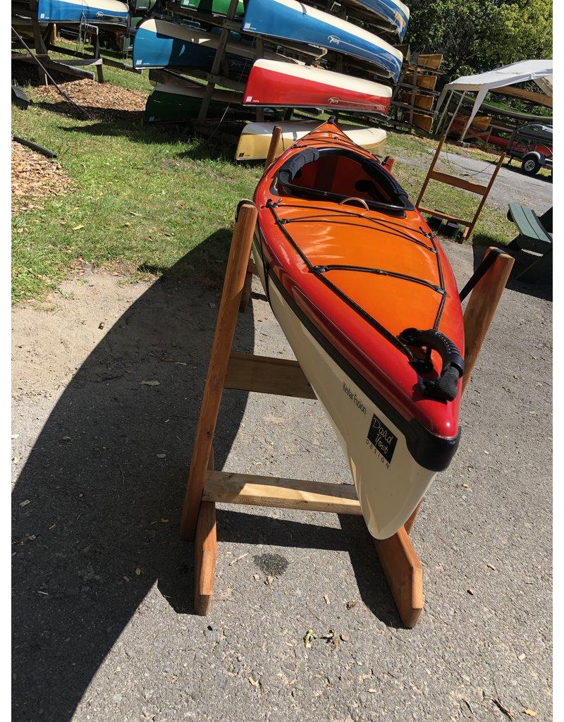 Swift Kayak Kiwassa 12.6 LT LV KF Firestorm/Cham 4441-0318
