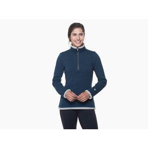 Kuhl Women's Alska 1/4 Zip Fleece Jacket