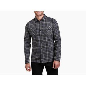 Kuhl Men's Dillingr Flannel Long Sleeve Shirt