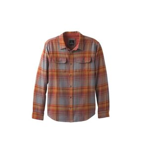 Prana Men's Lybek Flannel Long Sleeve Shirt