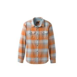 Prana Men's Lybek Flannel Long Sleeve Shirt Closeout