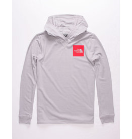 The North Face Boy's Tri-Blend Pull Over Hoody