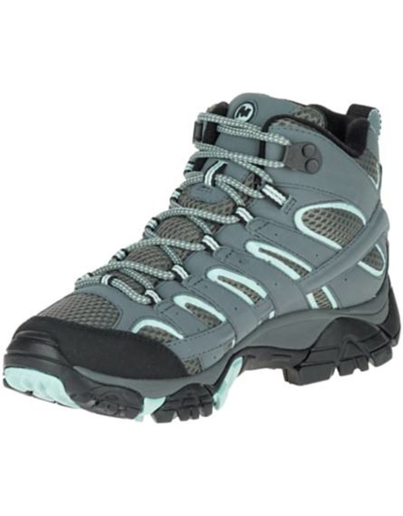 Merrell Women's Moab 2 Mid GTX Waterproof Boot - Wide