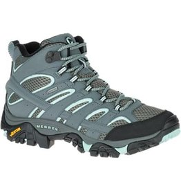 Merrell Women's Moab 2 Mid GTX Waterproof Boot - Wide