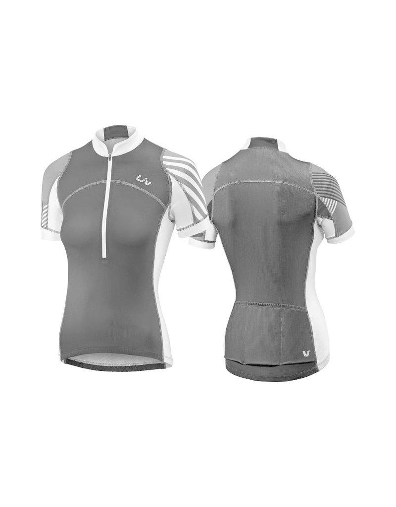 Liv Women's Aqua Short Sleeve Jersey Closeout