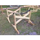 Mountainman Kayak Craddle (Pressure Treated Wood) - 1 Set